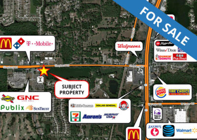 Commercial Parcel: 1790 Shepherd Rd Mulberry, FL 33860